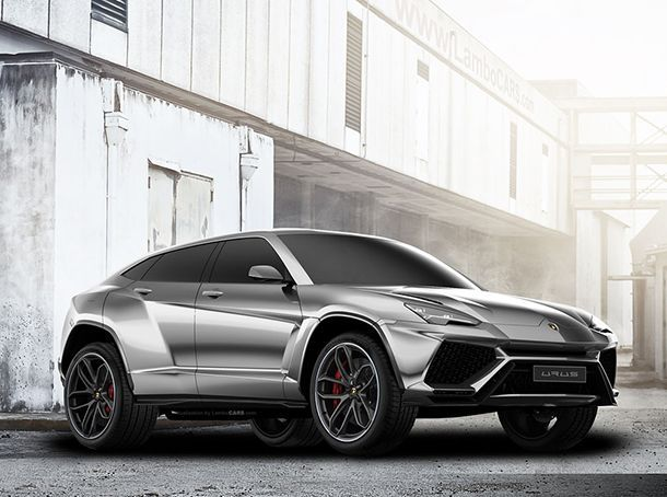 """Lamborghini ยืนยัน """"Urus"""" เปี่ยมด้วยสมรรถนะสไตล์กระทิงดุ"""