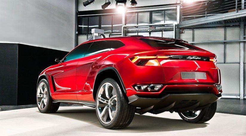 """Lamborghini เผยรถเอสยูวี """"Urus"""" ไม่ได้สร้างเพื่อเร็วที่สุดในเนอร์เบิร์กริง"""
