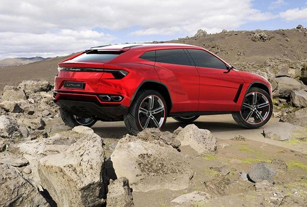 "Lamborghini คอนเฟิร์มกำลังพัฒนารถ ""ปลั๊กอินไฮบริด"""