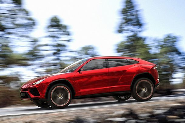 "Lamborghini คอนเฟิร์มชื่อ ""Urus"" เริ่มสายการผลิตเดือนเมษายนนี้"