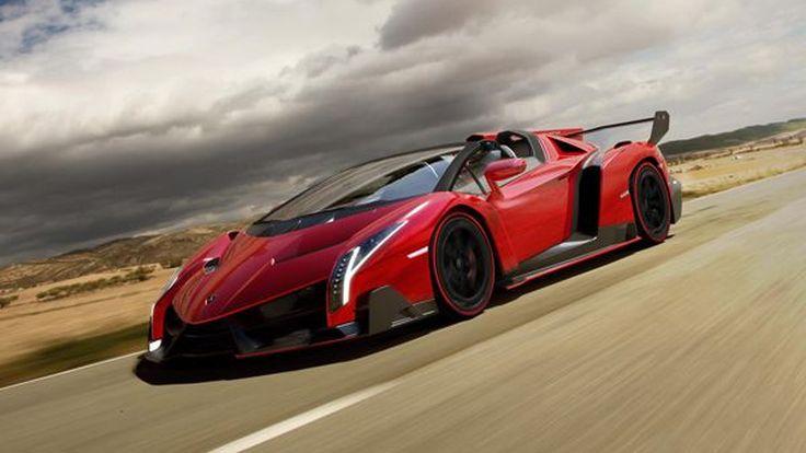 ใครสนใจ? Lamborghini Veneno Roadster มือสองเคาะราคา 6.2 ล้านเหรียญสหรัฐฯ