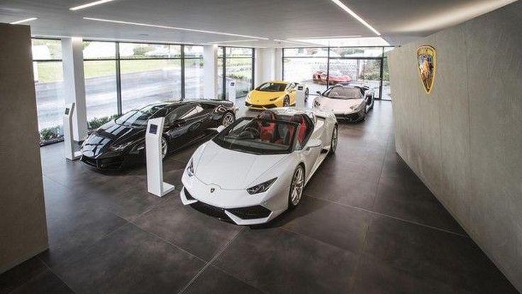 Lamborghini เตรียมปรับโฉมโชว์รูมใหม่ ใน 50 ประเทศ เตรียมต้อนรับการเปิดตัว Urus