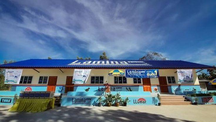 [PR News] Lamina ส่งมอบอาคารเรียนให้โรงเรียนสิงห์สะอาด อำเภอสหัสขันธ์ จังหวัดกาฬสินธุ์