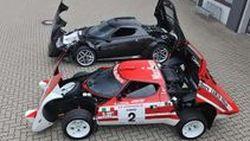 Lancia Stratos HF พร้อมเกิดใหม่ อาจใช้พื้นฐานของ Ferrari F430 Scuderia โดย Pininfarina