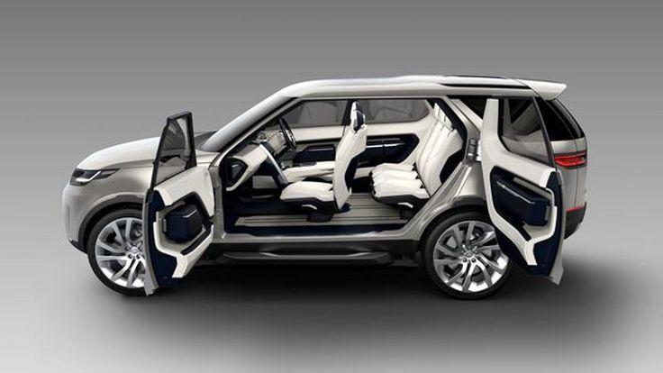 """Land Rover ยืนยัน """"Discovery"""" ตระกูลใหม่จะแตกไลน์มากกว่า 3 โมเดล"""
