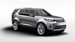 Land Rover เผยโฉม Discovery Vision Concept เอสยูวีต้นแบบอัดแน่นนวัตกรรม