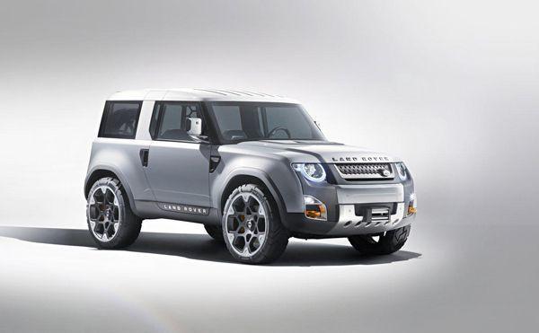 "Land Rover จดทะเบียนชื่อ ""Landy"" คาดเป็นรถเอสยูวีรุ่นเล็กกว่า Evoque"