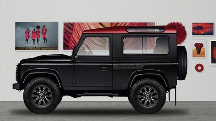 Land Rover อวดโฉม Defender Africa รุ่นพิเศษผลิตเพียง 50 คันในโลก