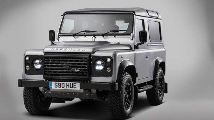 Land Rover ส่ง Defender รุ่นพิเศษฉลองผลิตครบ 2 ล้านคัน