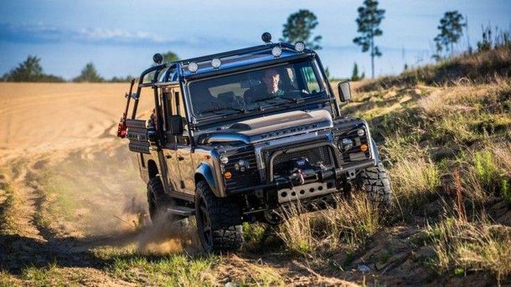 Land Rover Defender จาก Project Viper กับความบึกบึนขั้นสุด