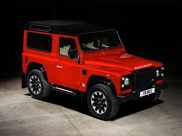 Land Rover ผลิต Defender รุ่นพิเศษฉบับออริจินอล ขุมพลังระดับ 400 แรงม้า