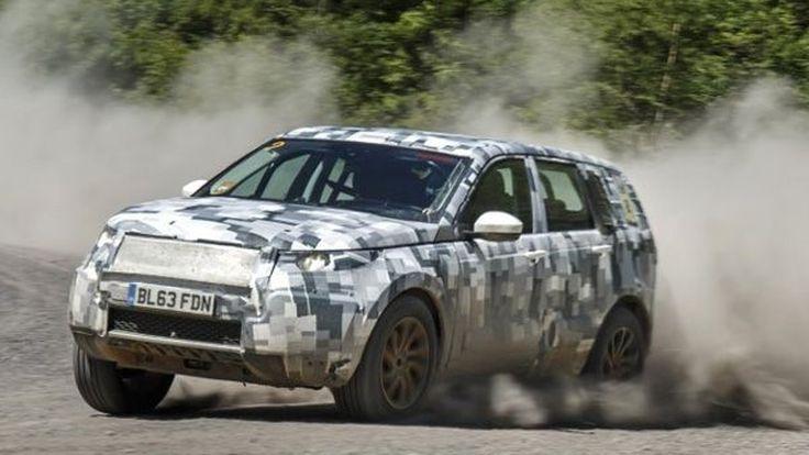 Land Rover Discovery Sport เตรียมเปิดตัวแน่ 3 กันยายนนี้