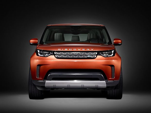 Land Rover Discovery โฉมใหม่จ่อเปิดตัวปลายเดือนกันยายนนี้