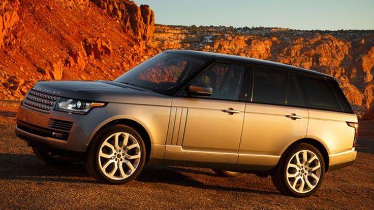 Land Rover เตรียมผลิต Range Rover เวอร์ชั่นพลังไฟฟ้าคันแรก