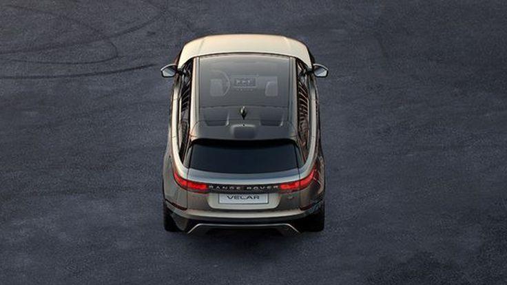 เผยทีเซอร์ Range Rover Velar อีกหนึ่งอาวุธถล่มตลาดเอสยูวี