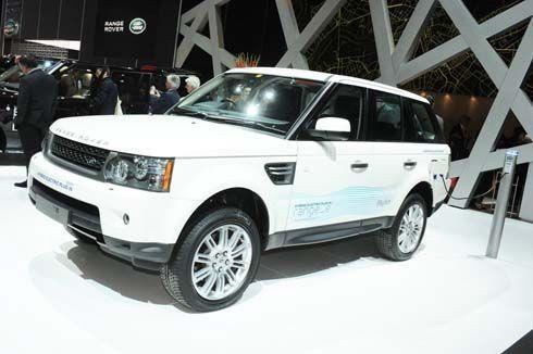 Land Rover Range_e รถไฮบริดดีเซล-ไฟฟ้า 334 แรงม้า โผล่ที่ Geneva Motor Show