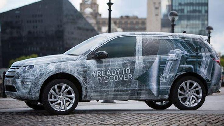 ชมทีเซอร์เต็มคัน 2015 Land Rover Discovery Sport เอสยูวีแนวสปอร์ต