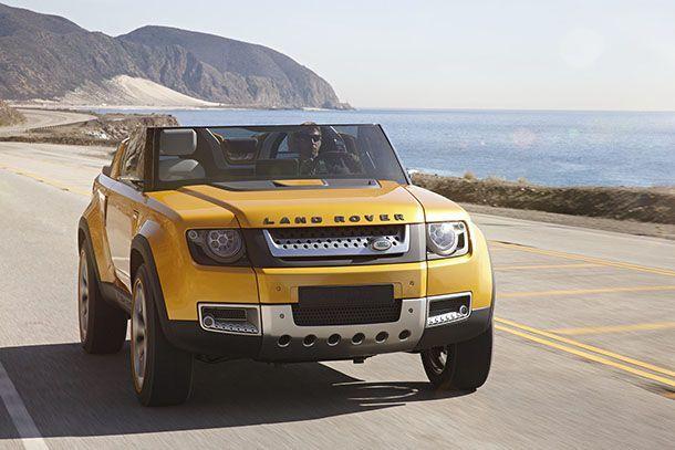 Land Rover กังวลการพัฒนารถต้นแบบอาจเปิดทางให้ค่ายรถจีนก็อปปี้