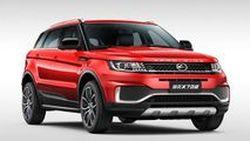 Landwind ปรับโฉม X7 ยังคงละม้ายคล้ายกับ Range Rover