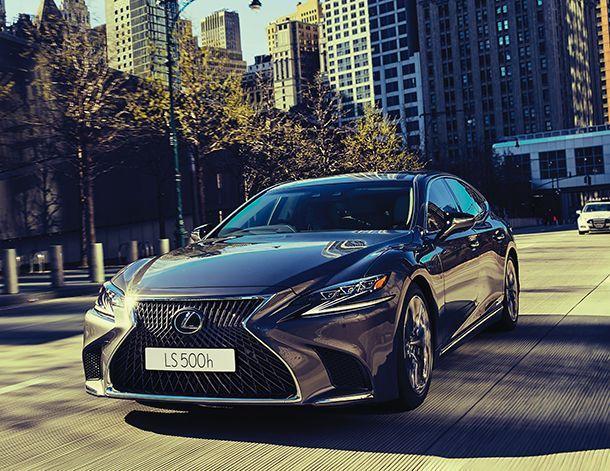 Launch: เปิดตัว Lexus LS มาพร้อมนิยามยานยนต์หรูระดับเฟิร์สคลาส