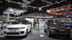 [Motor Expo] ปรับลดราคาพร้อมเปิดตัวแลนด์โรเวอร์ 3 รุ่นใหม่ พร้อมการสนับสนุนสถานีชาร์จไฟฟ้าจาก EA Anywhere