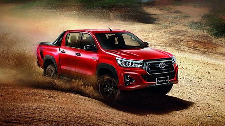 Launch: Toyota ปรับโฉม Hilux Revo สวยงามทันสมัยกว่าเดิม พร้อมรุ่นพิเศษ