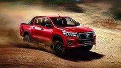 """Launch: Toyota ปรับโฉม Hilux Revo สวยงามทันสมัยกว่าเดิม พร้อมรุ่นพิเศษ """"Rocco"""""""