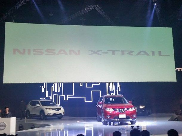[Launched] 2015 นิสสัน เอ็กซ์-เทรลใหม่ เคาะราคา 1.172 - 1.551 ล้านบาท