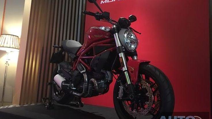 [Launched] 2017 Ducati Monster797 การกลับมาของเครื่องระบายอากาศกับค่าตัวแนะนำไม่ถึง 4 แสนบาท