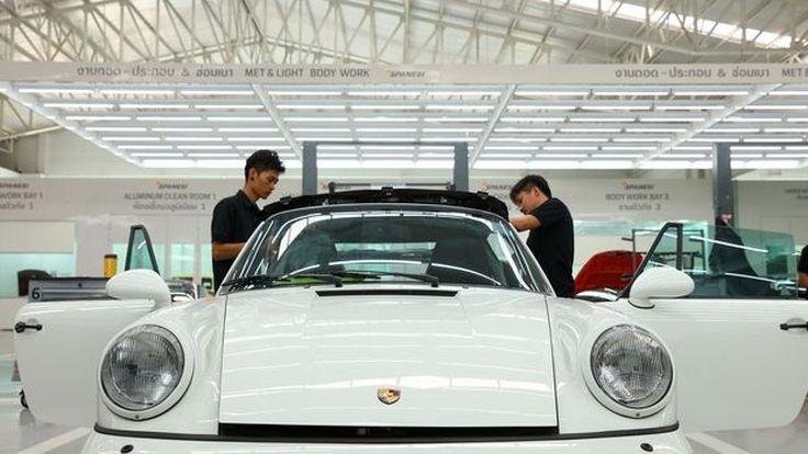 เปิดตัว AAS Body & Paint Centre of Excellence ศูนย์บริการซ่อมสีและตัวถังรถยนต์เต็มรูปแบบมาตรฐานเทียบเท่าประเทศเยอรมัน มูลค่ากว่า 120 ล้านบาท