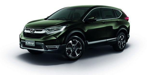 [Launched] All New Honda CR-V ขุมพลัง 1.6 ดีเซลเทอร์โบ เคาะ 1.399 - 1.699 ล้านบาท