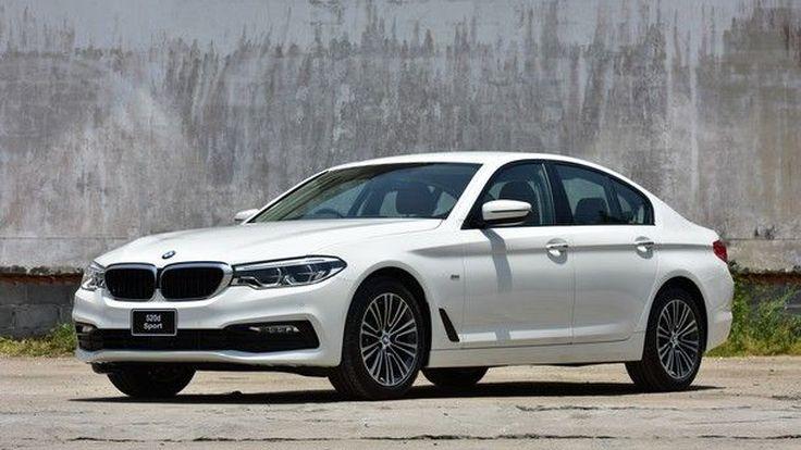 [Launched] เปิดตัว New BMW 520d Sport รุ่นประกอบในประเทศ ปรับราคาลง เคาะราคาที่ 3.399 ล้านบาท