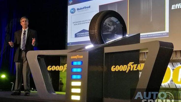 [Launched] Goodyear ส่งยางรุ่นใหม่เอาใจเอสยูวีสมรรถนะสูง เน้นนุ่มเงียบและปลอดภัย อัดเทคโนโลยีใหม่ครบครัน
