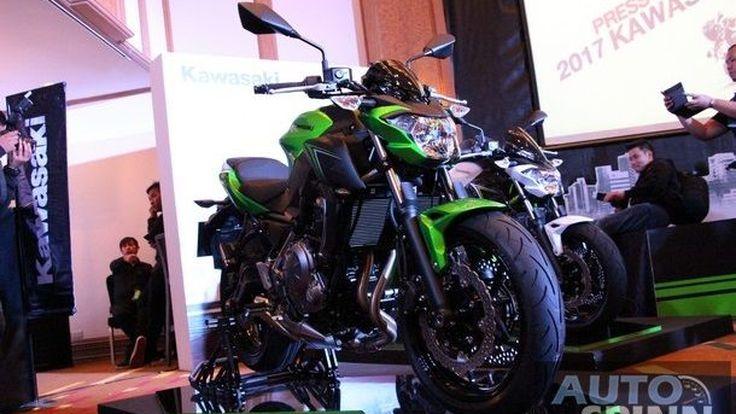 [Launched] Kawasaki เปิดตัวพันธุ์แสบตระกูล Z กับพี่ใหญ่ถึง 3 รุ่น