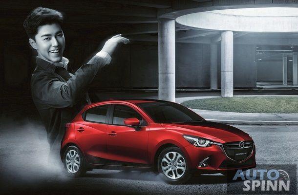 [Launched] New Mazda 2 น้องเล็กปรับใหม่ ไฉไลด้วยเทคโนโลยี เคาะราคาเริ่มต้นที่ 5.3 แสนบาท