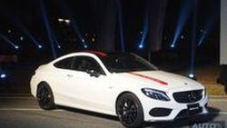 เปิดตัว Mercedes-AMG C43 Coupe ตัวแรง 367 แรงม้า ขับเคลื่อน 4 ล้อ รุ่นผลิตในประเทศ เคาะราคา 4.14 ล้านบาท!!