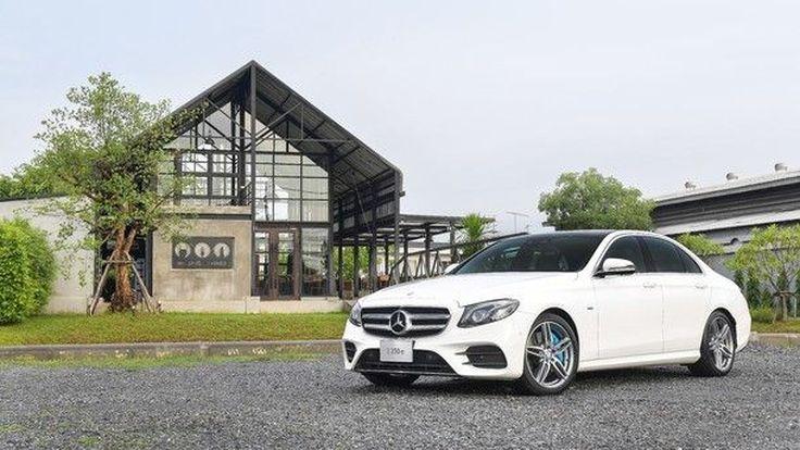 [Launched] เปิดตัว Mercedes-Benz E350e ปลั๊กอินไฮบริดรุ่นใหม่ เคาะราคาเริ่มต้น 3.49 ล้านบาท
