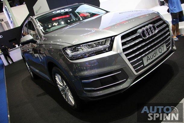 [BIMS2017] The New Audi Q5 สปอร์ตเอสยูวีรุ่นใหม่ เคาะราคา 3.899 ล้านบาท