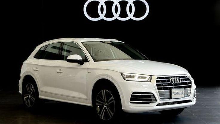 [Launched] เปิดตัวอย่างเป็นทางการ Audi Q5 ดีเซล และ Q7 ดีเซล ตอกย้ำตลาด SUV ในไทย