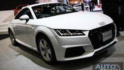 [BIMS2017] พาชม New Audi TT สปอร์ตคูเป้สุดหล่อรุ่นใหม่ กับค่าตัวสุดเร้าที่ 3.19 ล้านบาท