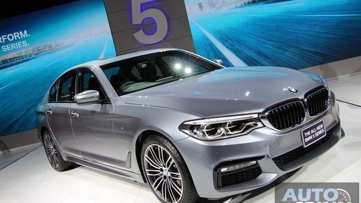 [Launched] เปิดตัวอย่างเป็นทางการ New BMW 530i & 520d มาพร้อมความหรูหรา เคาะราคา 4.399 และ 3.899 ล้านบาท