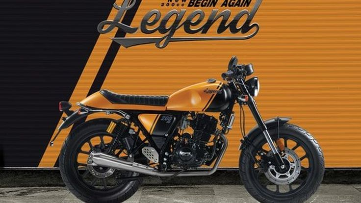 GPX Legend 200 เผยโฉมใหม่!  Classic Urban Design ตอบโจทย์ไลฟ์สไตล์คนเมือง!