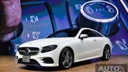 [BIMS2017] เปิดตัวครั้งแรกในไทย !! New Mercedes-Benz E300 Coupe AMG Dynamic เคาะราคา 4.54 ล้านบาท