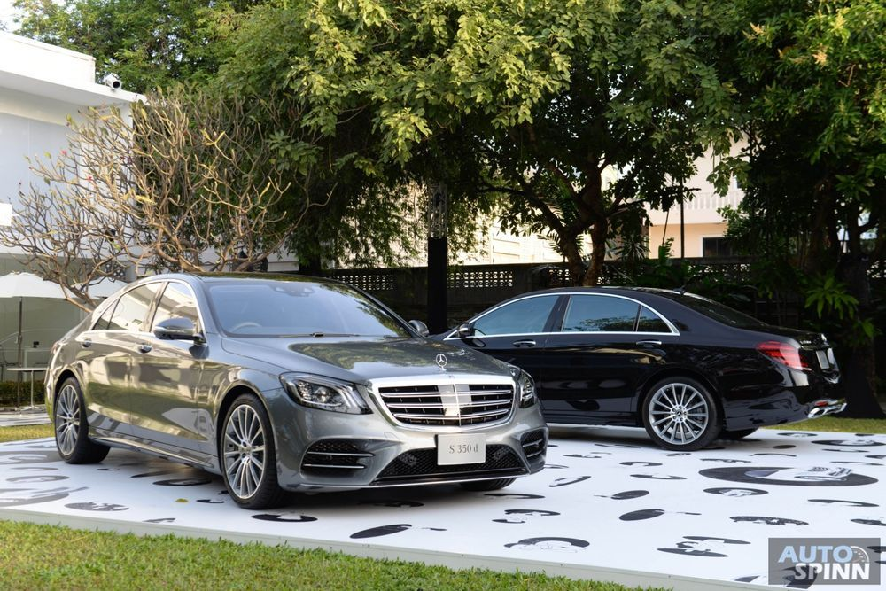 Launched: New Mercedes-Benz S350d AMG & Maybach S560 เคาะราคา 7.64 และ 17.44 ล้านบาท