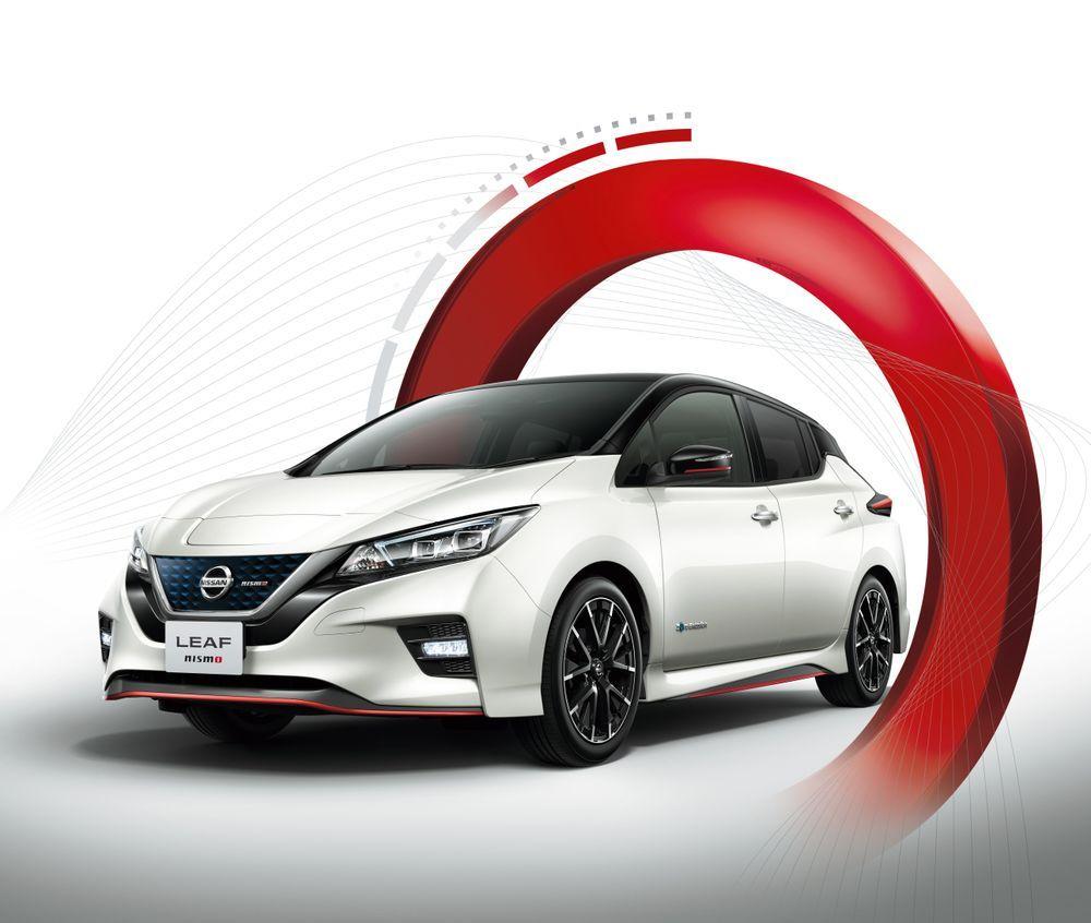 เปิดตัว LEAF Nismo พลังไฟฟ้าที่แรงกว่าเดิมเพิ่มเติมความหล่อจาก Nissan