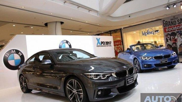 [Launched] New BMW 430i Coupe & Convertible M Sport LCi สปอร์ตคูเป้รุ่นใหม่ เคาะราคา 3.799 - 4.299 ล้านบาท