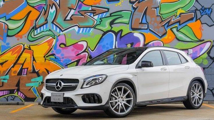 [Launched] เปิดตัวอย่างทางการ Mercedes-Benz GLA และ AMG GLA 45 4MATIC เคาะราคา 2.09-4.84 ล้านบาท