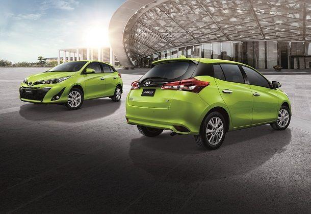 [Launched] New Toyota Yaris ปรับใหม่ครั้งใหญ่ สดใหม่ยิ่งขึ้น เคาะราคา 4.79 - 6.09 แสนบาท