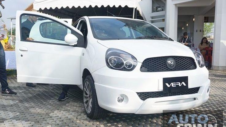 [Launched] Vera V1 ยานยนต์ไฟฟ้าแบรนด์แรกของไทยเปิดตัวพร้อมโปรฯ ลด 1 แสนบาท