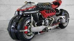 มหาโหดปรมาณู Lazareth LM 847 เครื่องยนต์ 4,700 ซีซี 470 แรงม้าของ Maserati